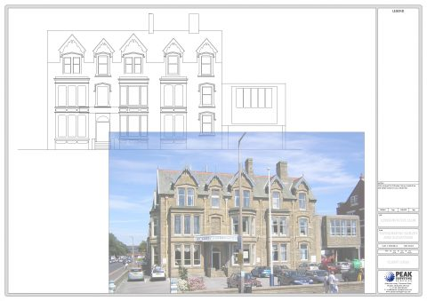 Victorian Building, Lytham St Anne's